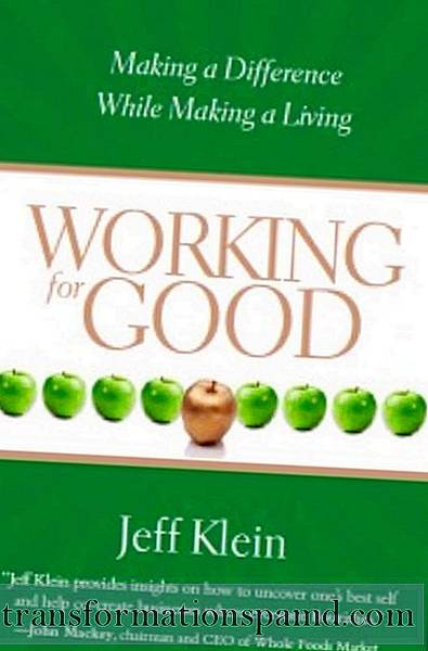Working for Good: Q & A with Jeff Klein