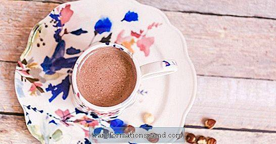 Chocolat chaud aux noisettes Superfood sans sucre