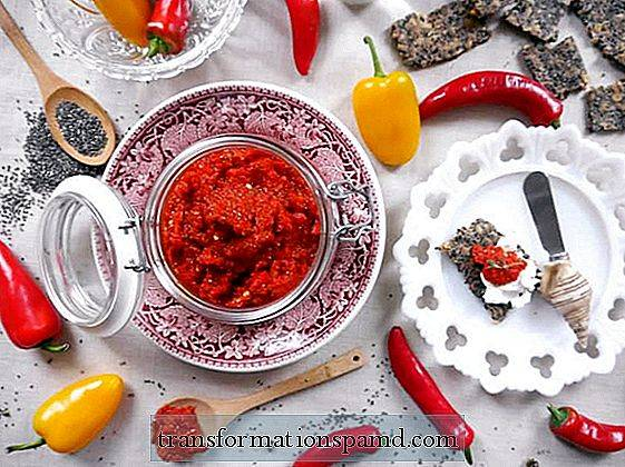 Better Than Sriracha: confiture de chia chili