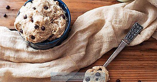 Vegansk Superfood Cookie Dough (Yup, It's A Thing)