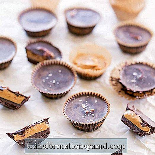 Treat Yo Self: DIY Chocolate Nutter Butter Cups