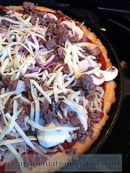 DIY: Glutenfri pizzaoppskrift!