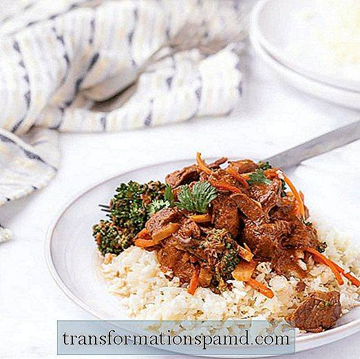 Sunt Slow-Cook Meal: Thai Beef Stew