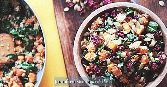The Ultimate Vegan Harvest Quinoa Bowl