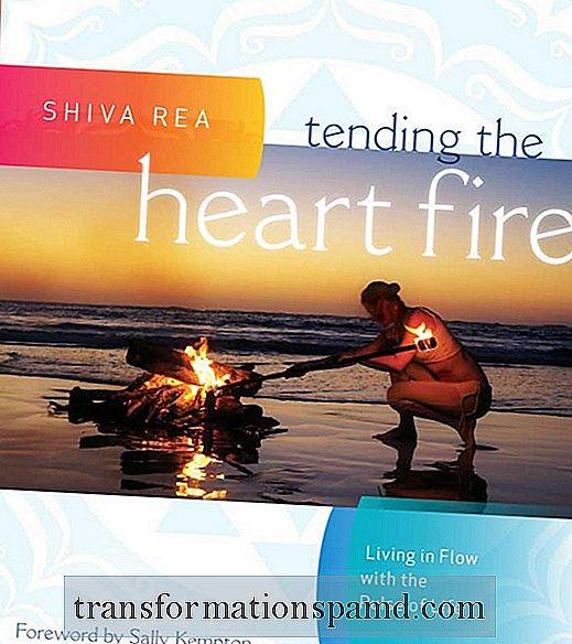 A Firekeeping Practice: Tending The Heart Fire On the Winter Solstice